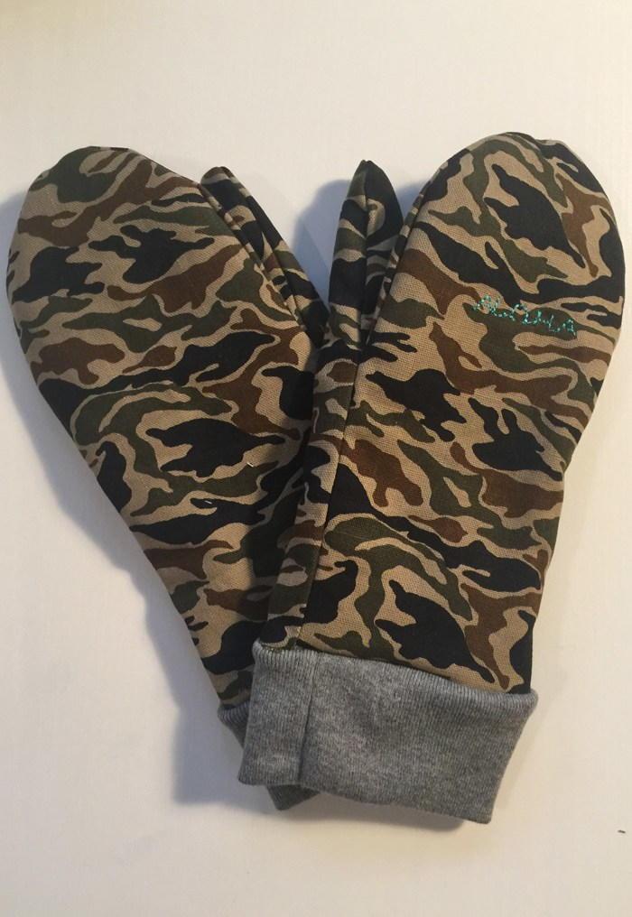 Cozy Handmade Mittens Pattern Allfreesewing Com