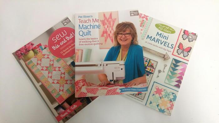 Ultimate Quilt Book Bundle Giveaway