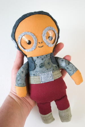 Star Wars Maz Kanata Plush