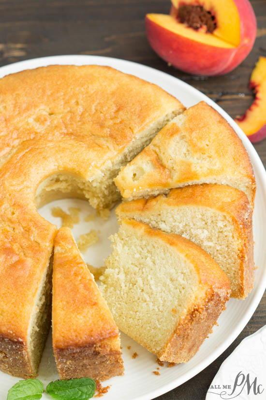 Kentucky Butter Sauce Pound Cake Favesouthernrecipes Com
