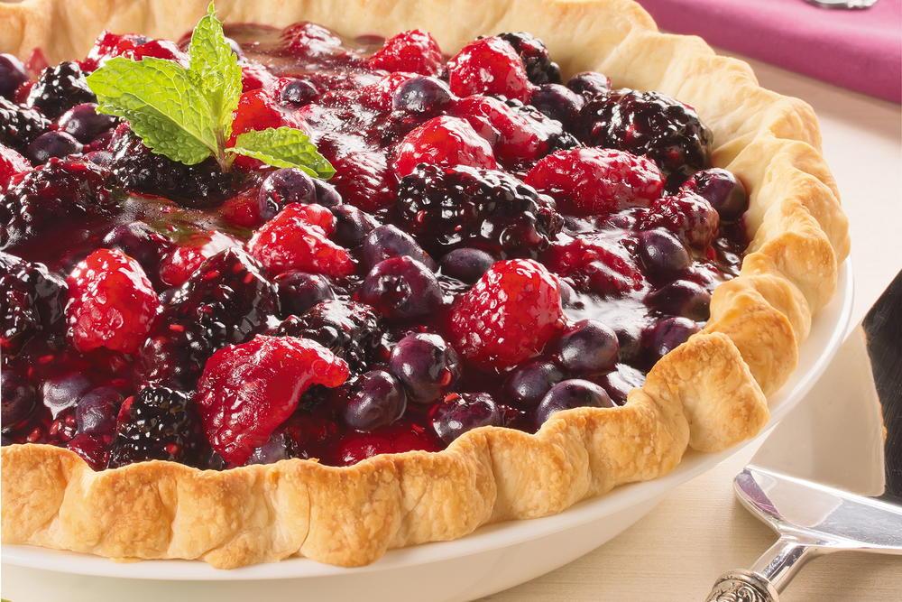 Bánh Bumbleberry có nguồn gốc từ người nhập cư