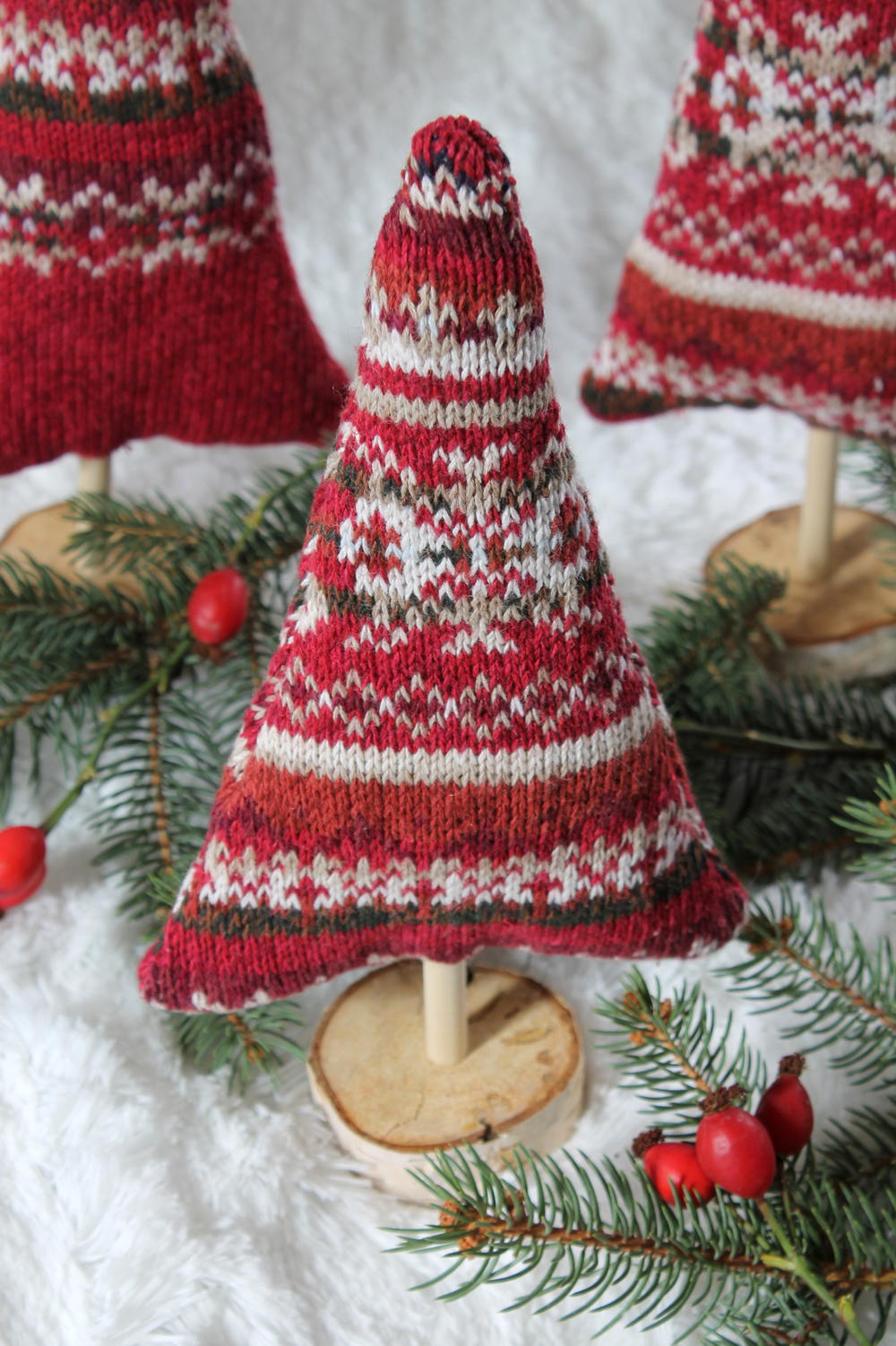 Christmas Sweater Trees Tutorial Allfreesewing Com