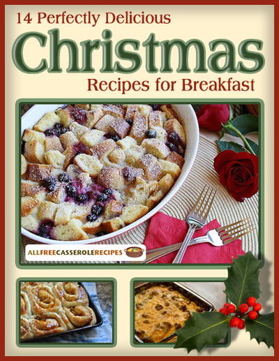 14 Perfectly Delicious Christmas Recipes for Breakfast