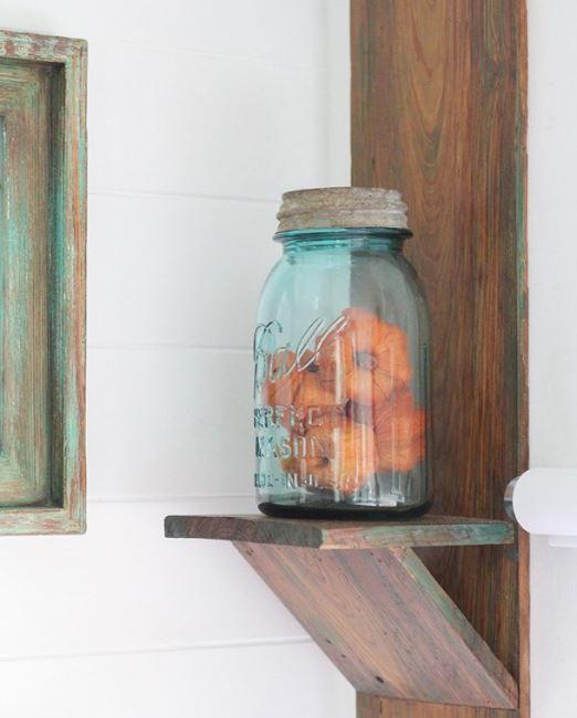 Rustic Wooden Diy Sconce Idea Diyideacenter Com