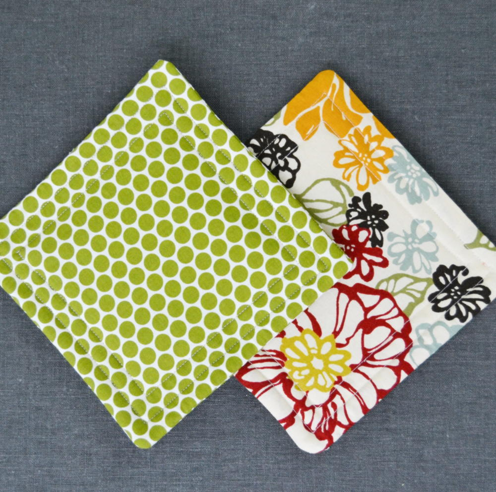 Easy Peasy Potholders Allfreesewing Com