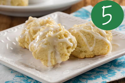 Luscious Lemon Cookies
