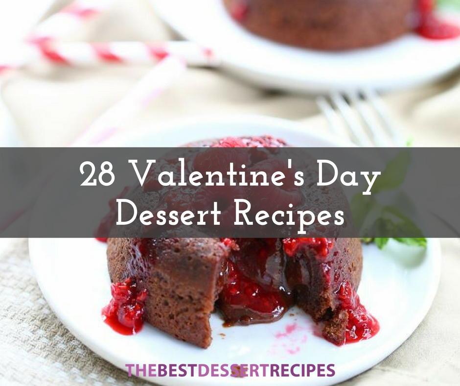 28 valentine 39 s day desserts for Best valentines day meals