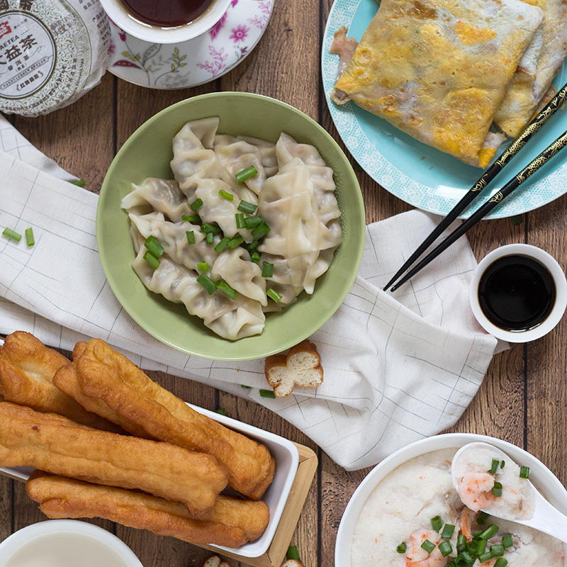 Traditional Chinese Breakfast | RecipeLion.com