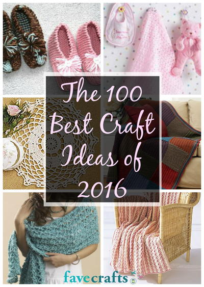 The 100 Best Craft Ideas of 2016