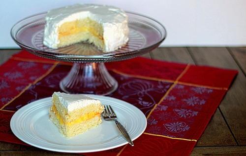 Recipes Lemon Layer Cake: Grandma's Prized Lemon Crazy Cake