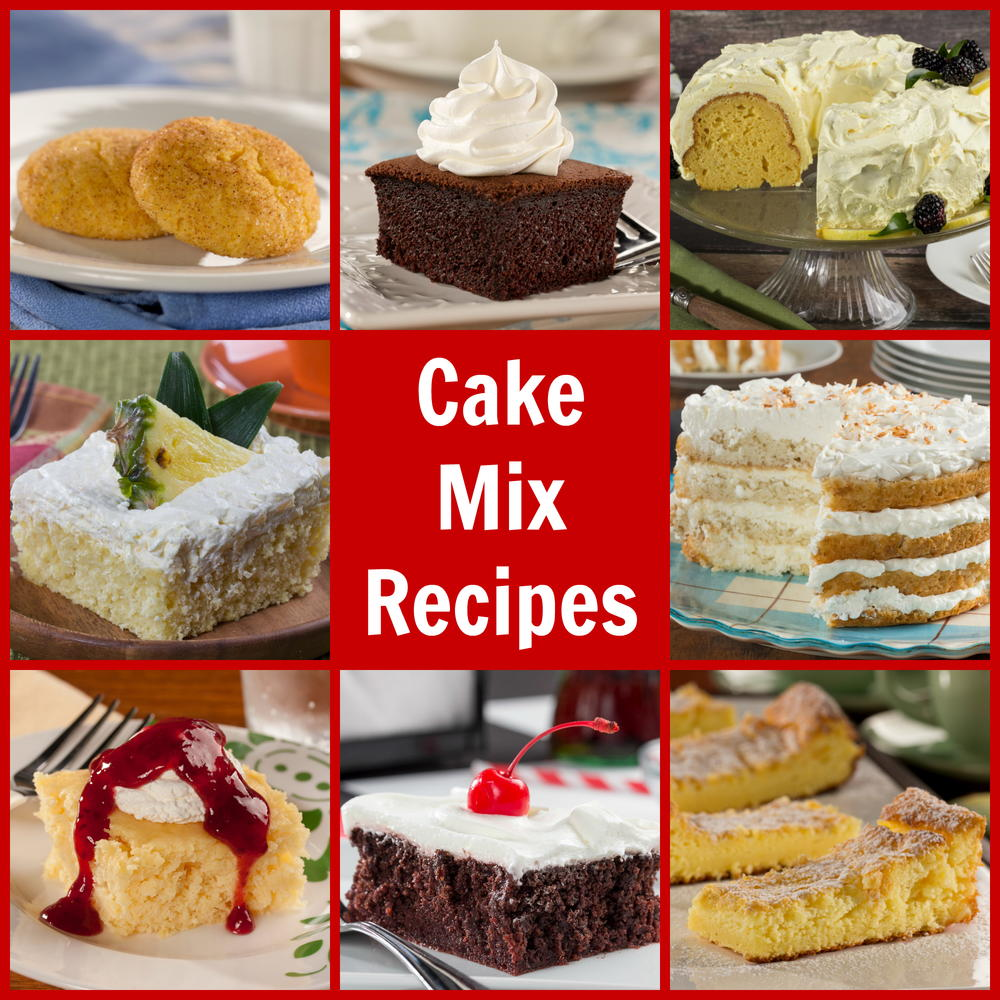 7 diabetic friendly cake mix recipes