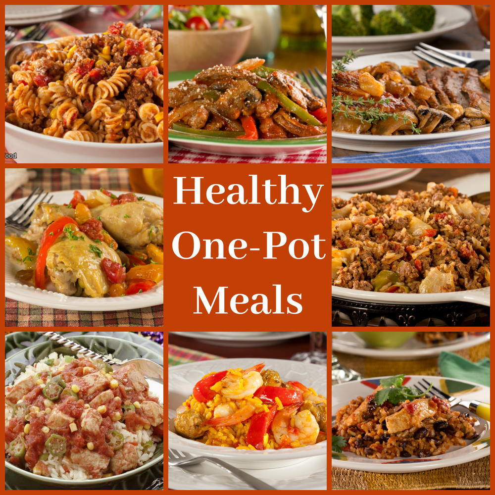 Healthy One-Pot Meals: 6 Easy Diabetic Dinner Recipes