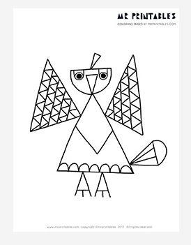 Anonymous liked the article 39 big bird coloring page 39 in crafts for Idaho state bird coloring page