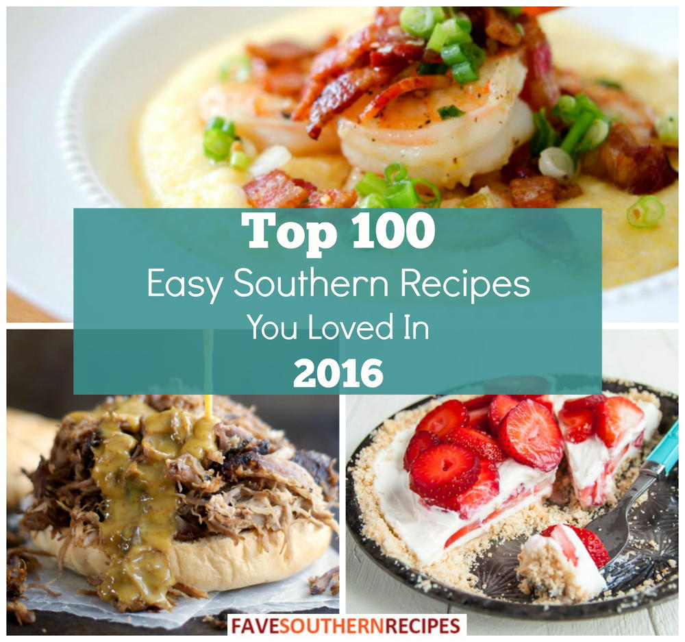 Top 100 easy recipes