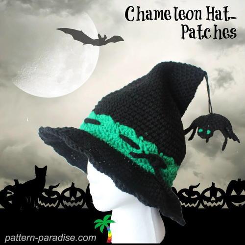12 Halloween Crafts to Crochet: DIY Home Decor, Halloween ...