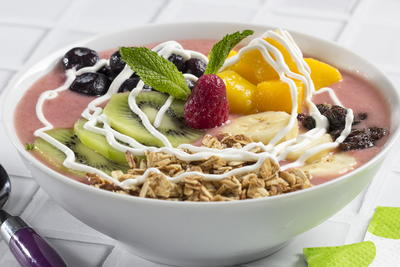 Feel-Good Smoothie Bowl