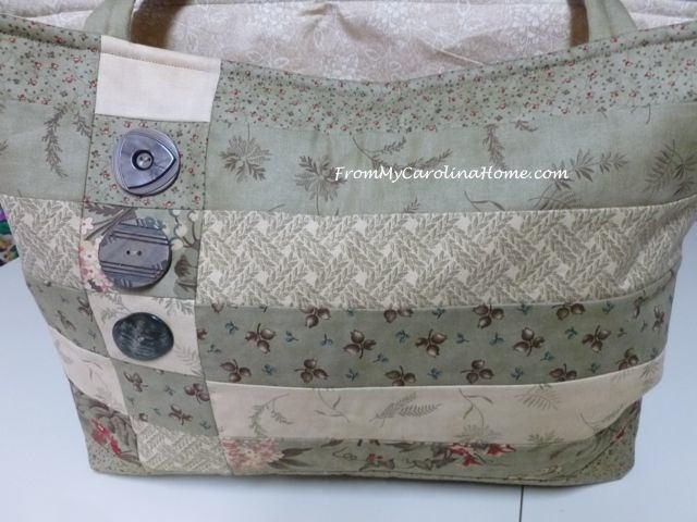 Jelly Roll Market Bag Favequilts Com