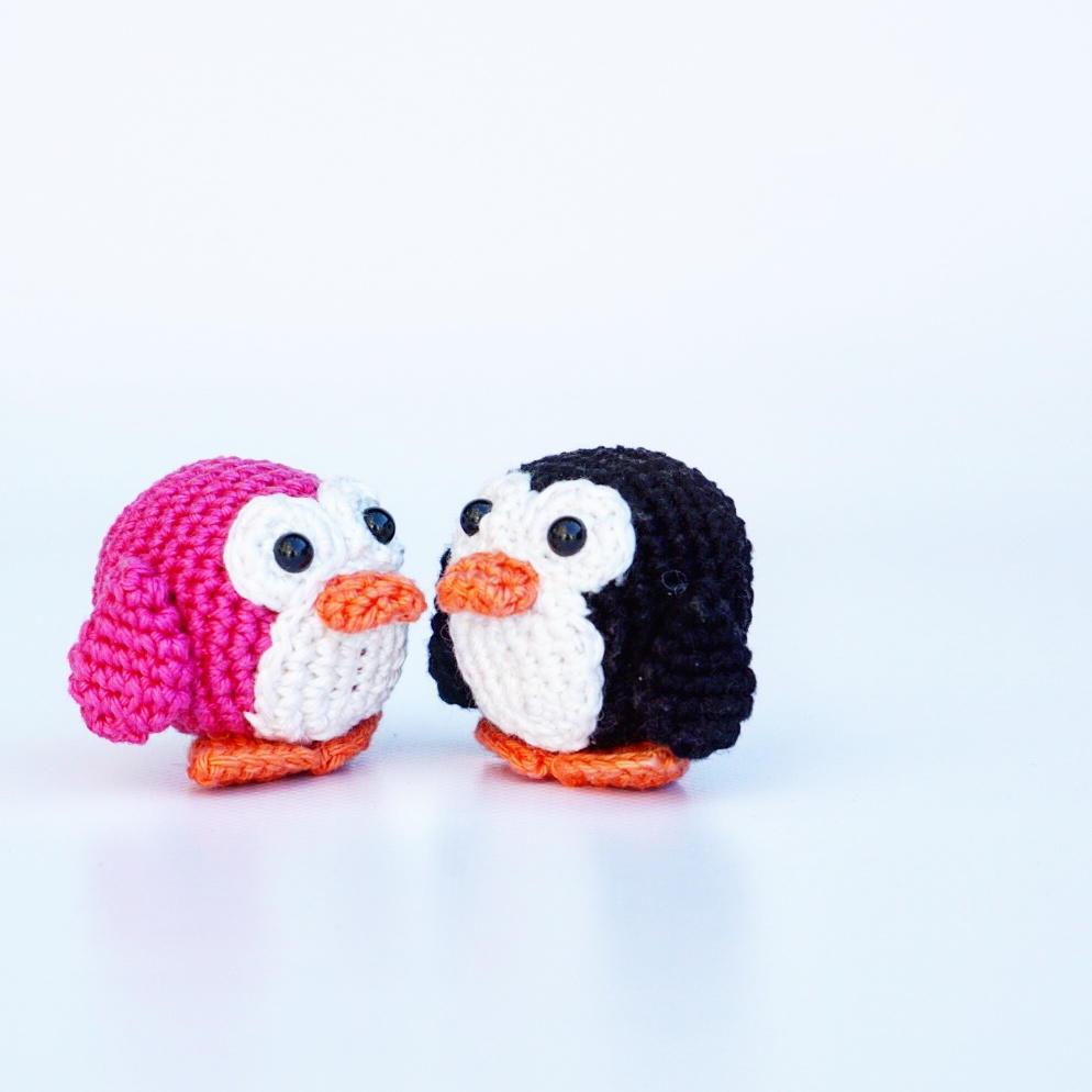 Puck The Penguin Crochet Allfreecrochet Com