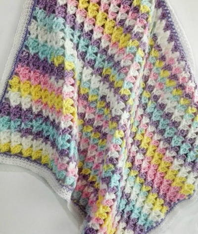 Crochet Patterns Free Blankets Beginners : 51 Free Crochet Blanket Patterns for Beginners ...