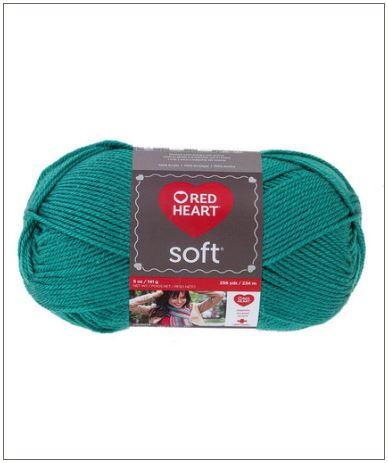 Red Heart Soft Yarn Review AllFreeKnitting.com