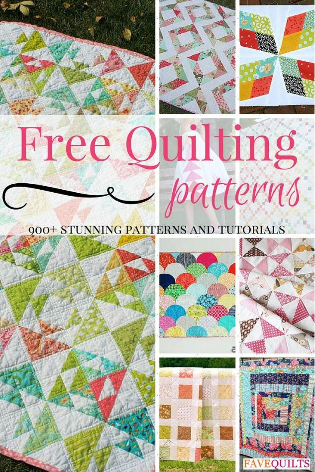 900 free quilting patterns for Quilting templates free
