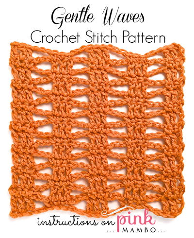 Crochet Stitches Sp : Lacy Pumpkin Scarf AllFreeCrochet.com