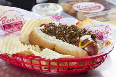 Bens Chili Dog