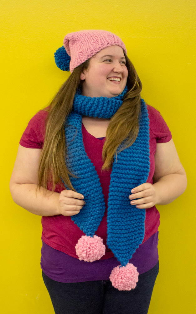 This article on how to knit a chunky scarf includes patterns for a variety of traditional scarves as well as patterns for cowls. Each of these knit scarf patterns is unique and fun to make. Whether you're new to the world of knitting or have a ton of experience, you'll find the perfect pattern.