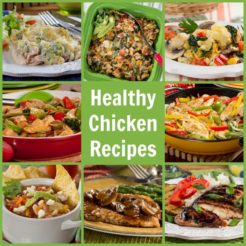 Free Recipes For Chicken: EverydayDiabeticRecipes.com