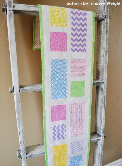 Easter Candy Table Runner Favequilts Com