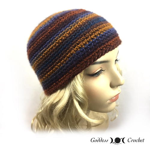 cool crocheted hats allfreecrochet