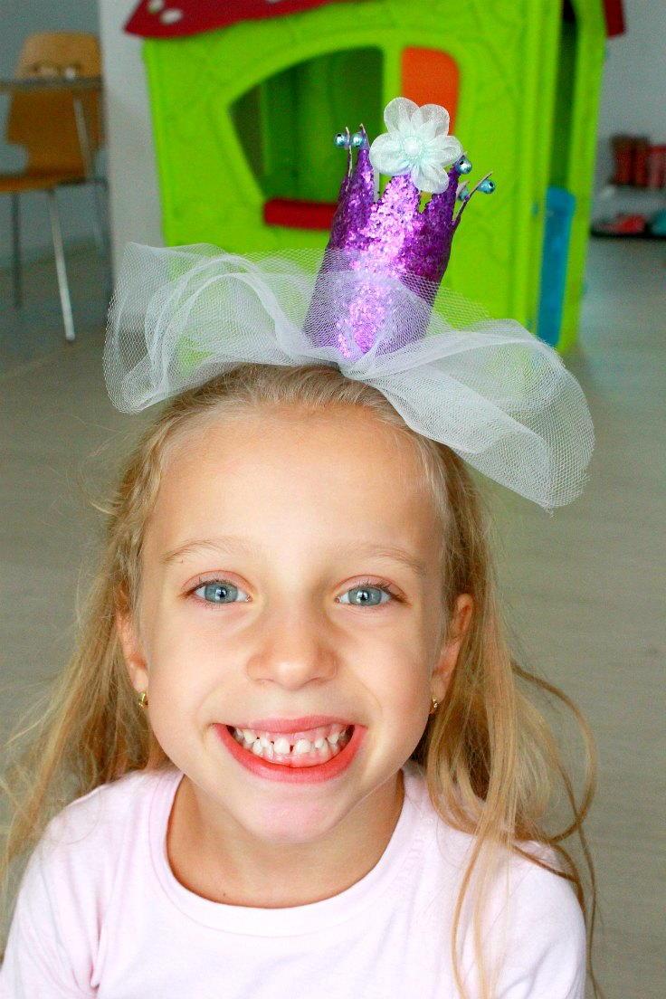 DIY Princess Crown FaveCrafts