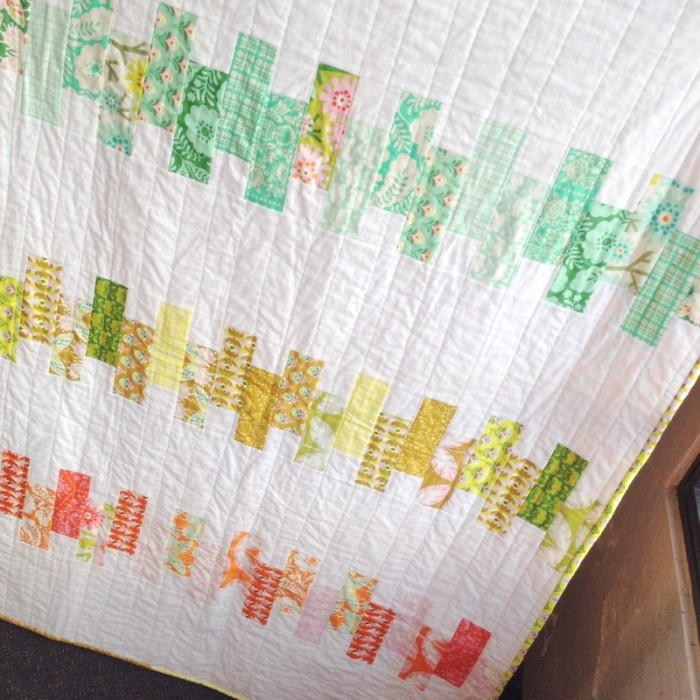 Nana S Favorite Jelly Roll Quilt Favequilts Com
