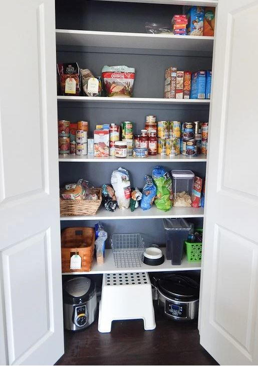 genius pantry diy storage shelves