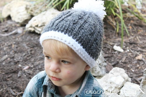db813fc98be Crochet Cable Hat