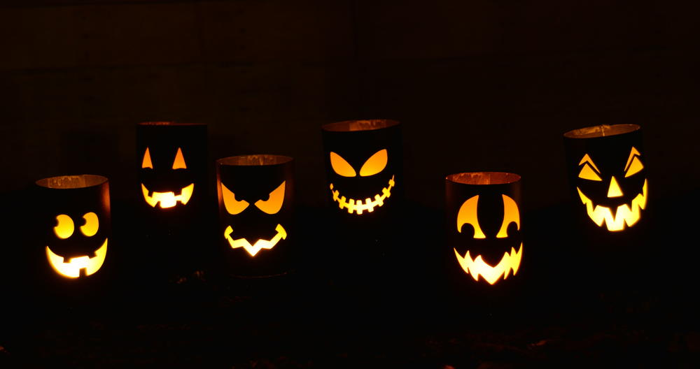 Diy Halloween Luminaries Favecrafts Com