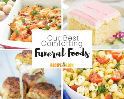Our 13 Best Funeral Foods For Those In Need Recipelion Com
