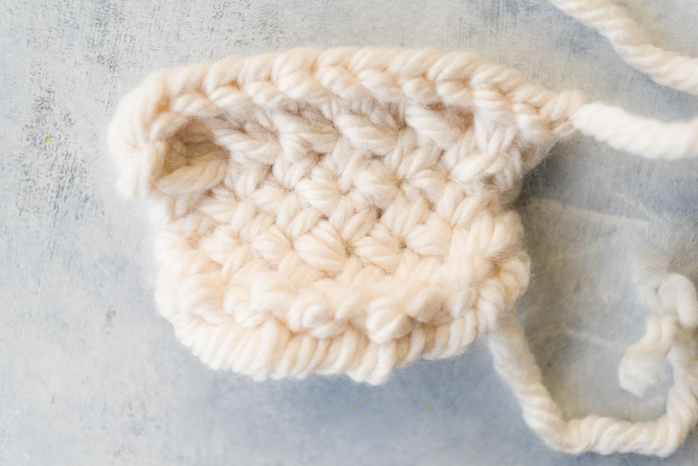 How To Loom Knit A Basket Weave Hat : How to knit the basket weave stitch allfreeknitting