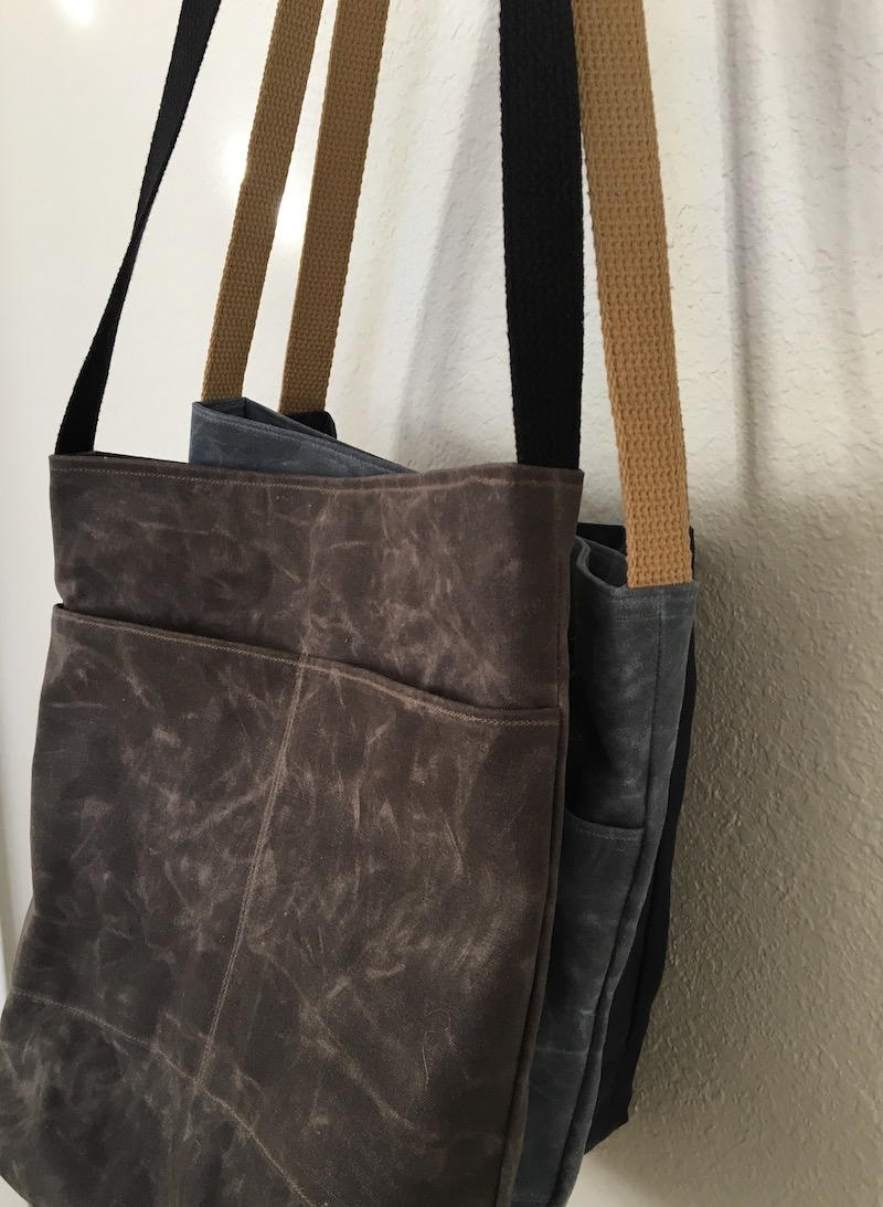The Hedgerow Book Bag Pattern Allfreesewing Com