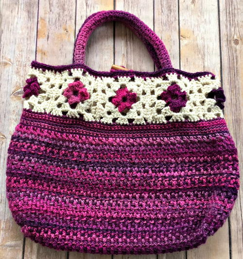 Unforgettable Tote Crochet Pattern