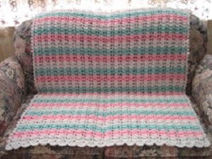 Baby's First Crochet Blanket Pattern