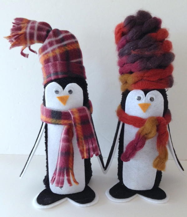 Snowy Day Penguin Craft