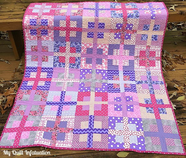 Sugar Plum Quilt Tutorial Favequilts Com