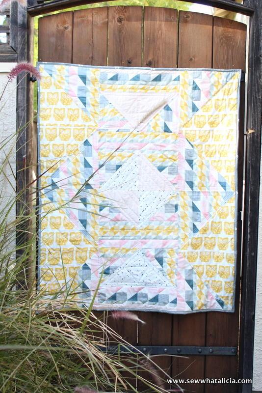 scandinavian heartland hst quilt pattern