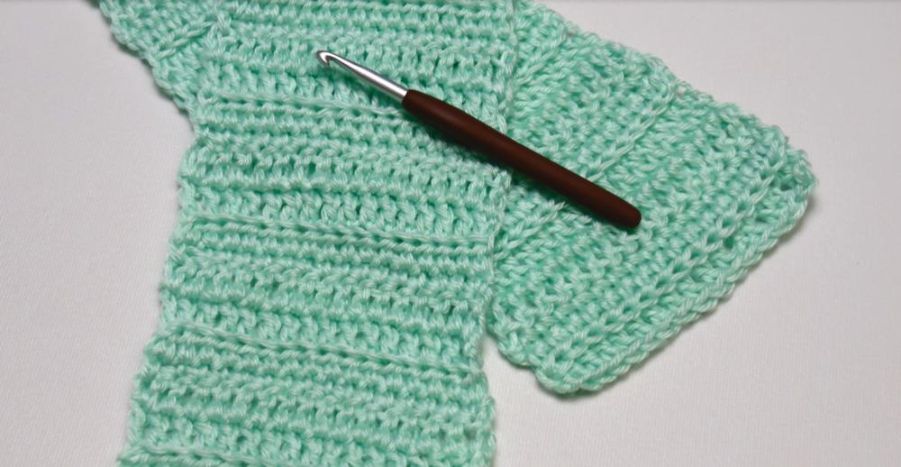 Basic Crochet Scarf Picsbud