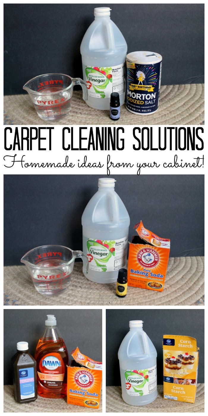 Homemade Carpet Cleaner FaveCraftscom