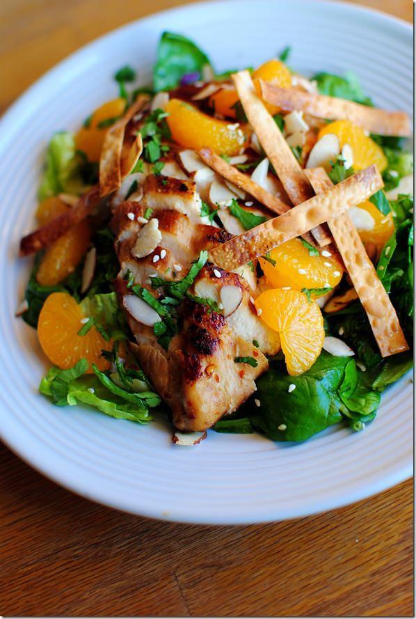Copycat Panera Asian Sesame Chicken Salad Recipelion Com
