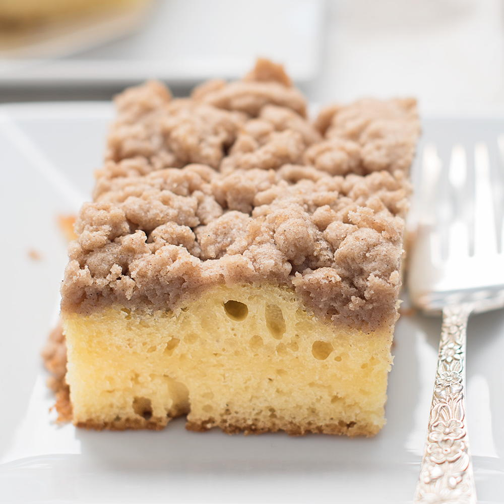 Recipes For Quick Cakes: Easy Coffee Cake