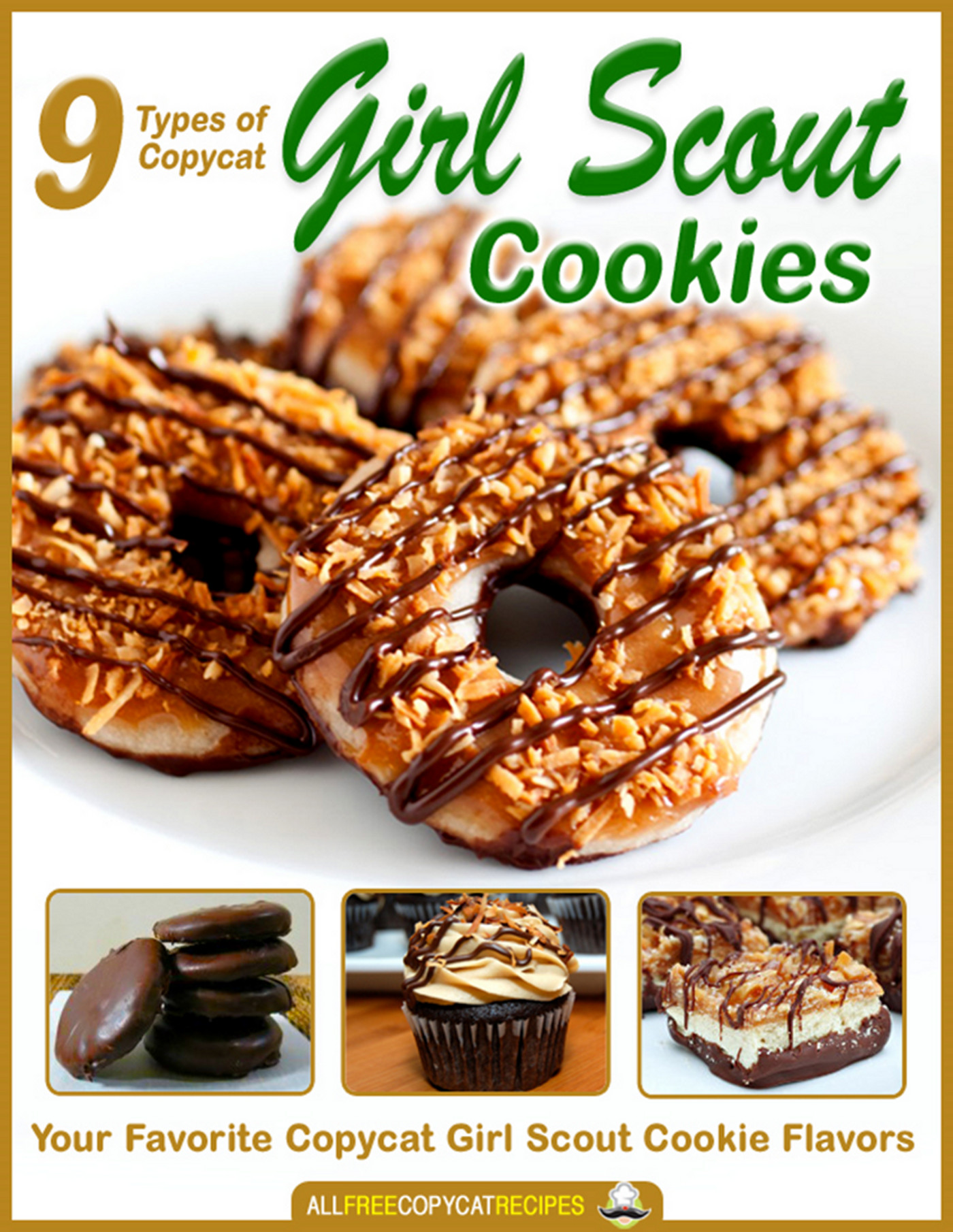 9 types of copycat girl scout cookies your favorite