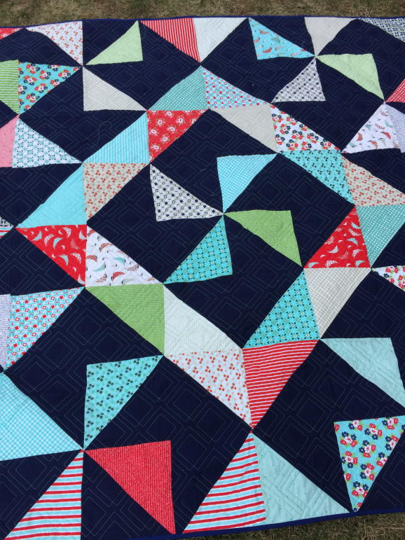 Square Wheel Quilt Pattern Allfreesewing Com